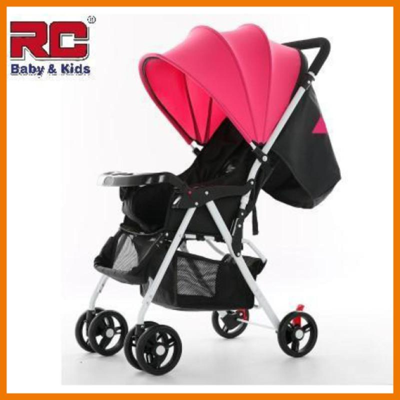 RC-Baby&kids Baby Stroller Light Weight Foldable Travel Stroller with tray and Cup holder Singapore