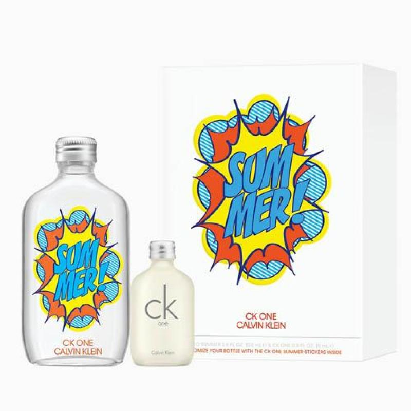 Buy CK ONE SUMMER 2019 EDITION PERFUME SET Singapore