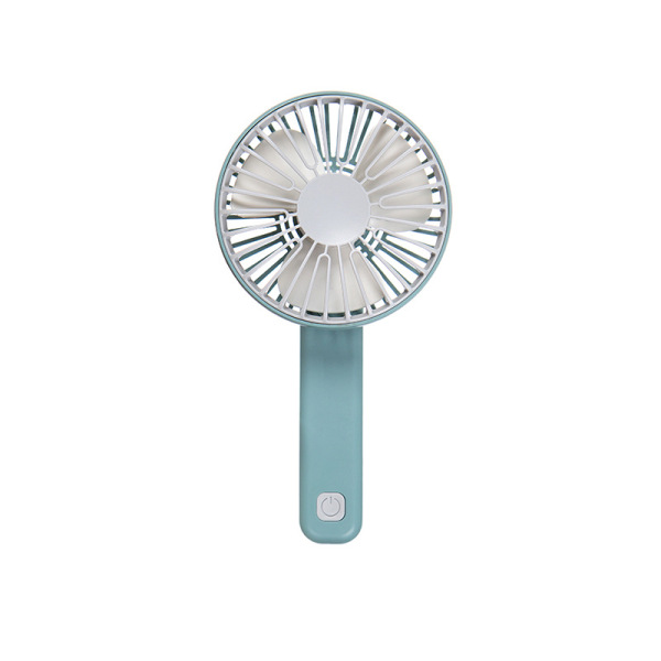 Mini Handhold Charging Small Silent Multi-Speed Folding Usb Fan