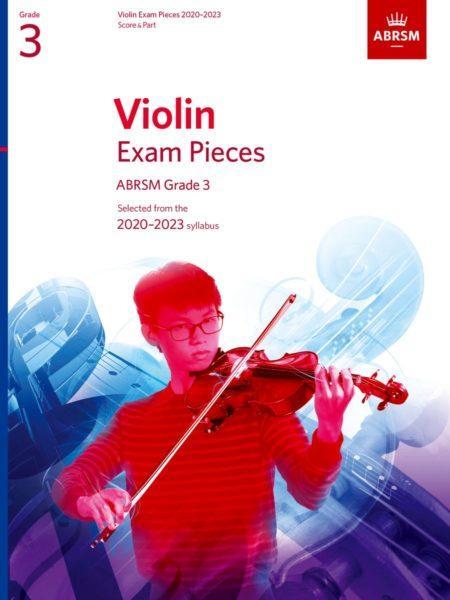 VIOLIN EXAM PIECES 2020-2023 G3