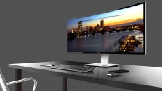 Dell UltraSharp U3415W 34inch WQHD (3440x1440) Curved Monitor