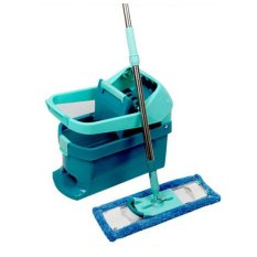 Sale Deluxe Auto Dry Bucket And Microfiber Mop Set 1 Mop 1 Pad 1 Bucket Oem On Singapore