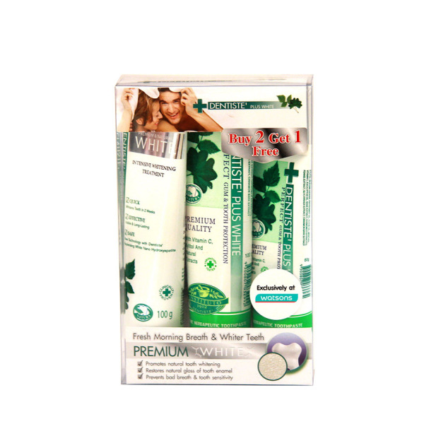 Buy Dentiste Toothpaste Special Combination Value Pack (B2g1) Singapore