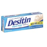 Deals For Desitin Rapid Relief Cream 4Oz