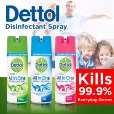 Dettol All In One Disinfectant Spray Crisp Linen Review