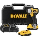 Dewalt Dcf895D2 18V Xr Li Ion 3 Speed Impact Driver 2 0Ah Best Buy