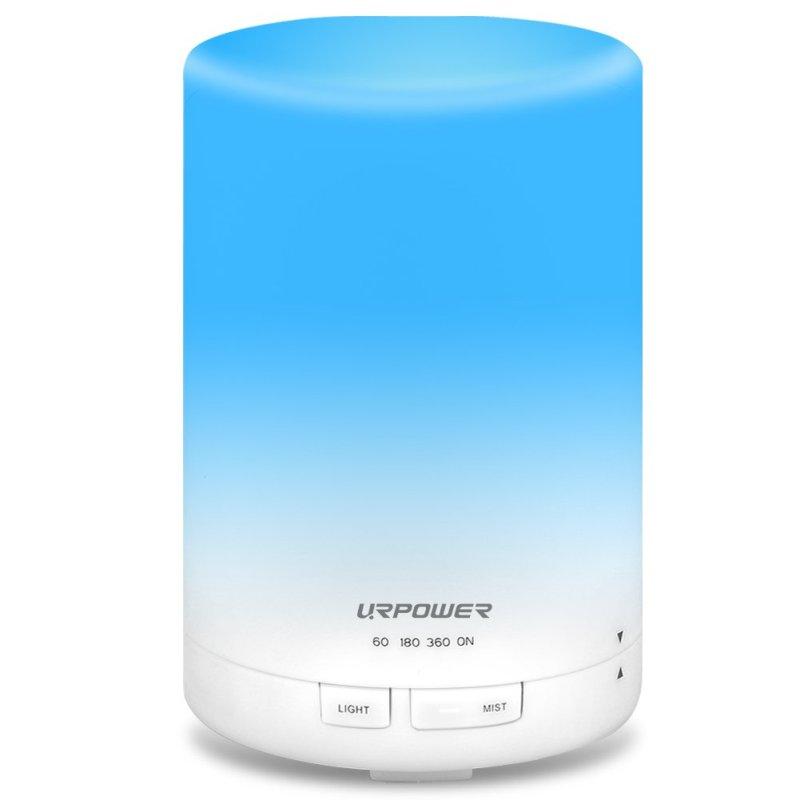 Ultrasonic Aroma Essential Oil Humidifier / Diffuser 120/300ML (FREE Essential Oil) Singapore