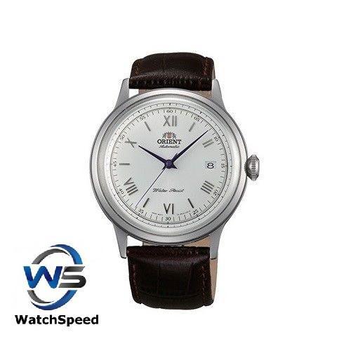 Orient SAC00009W0 Automatic Bambino  Japan Classic White Dial Men's Watch SAC00009