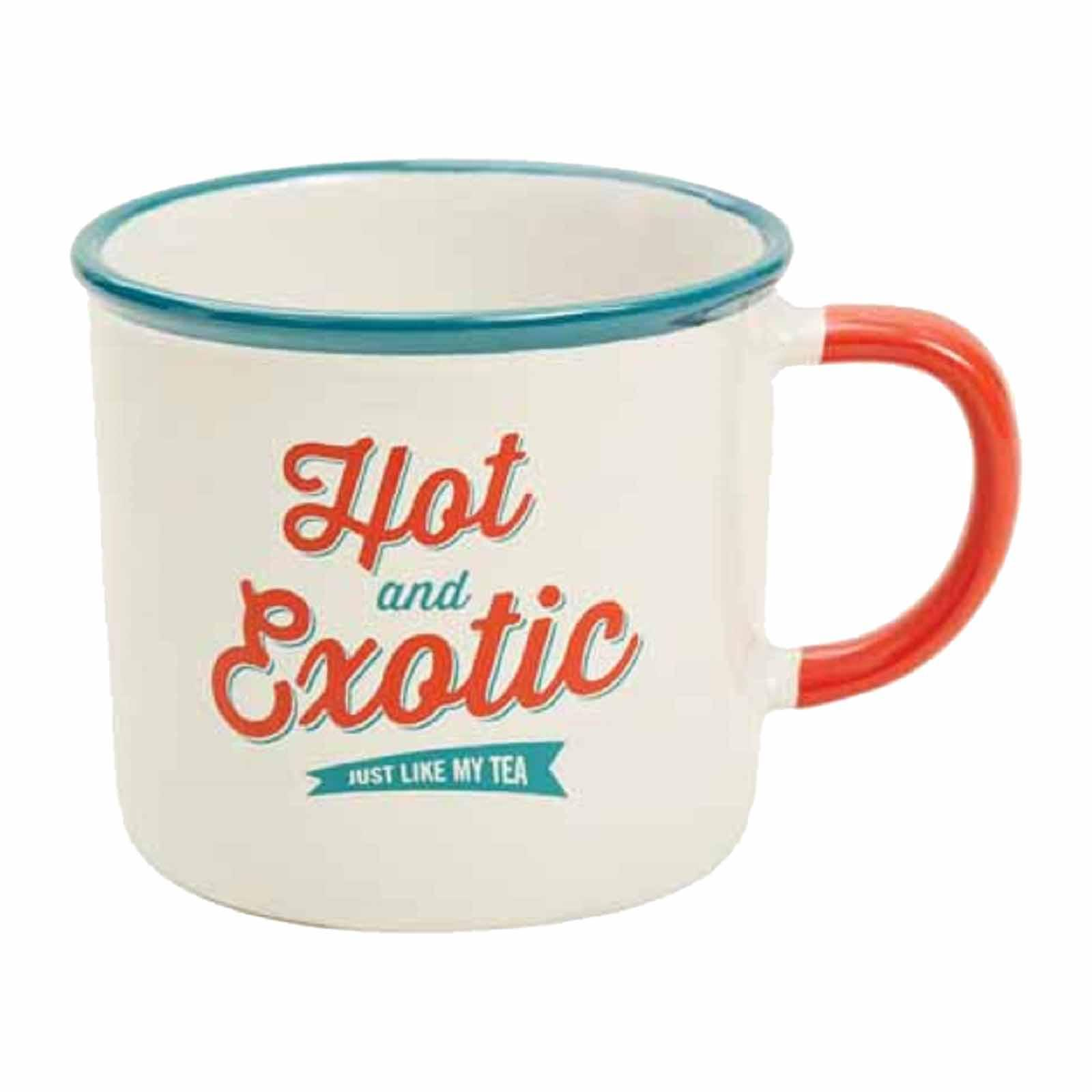 Jamie Oliver Printed Mug / Hot and Exotic - By ToTT