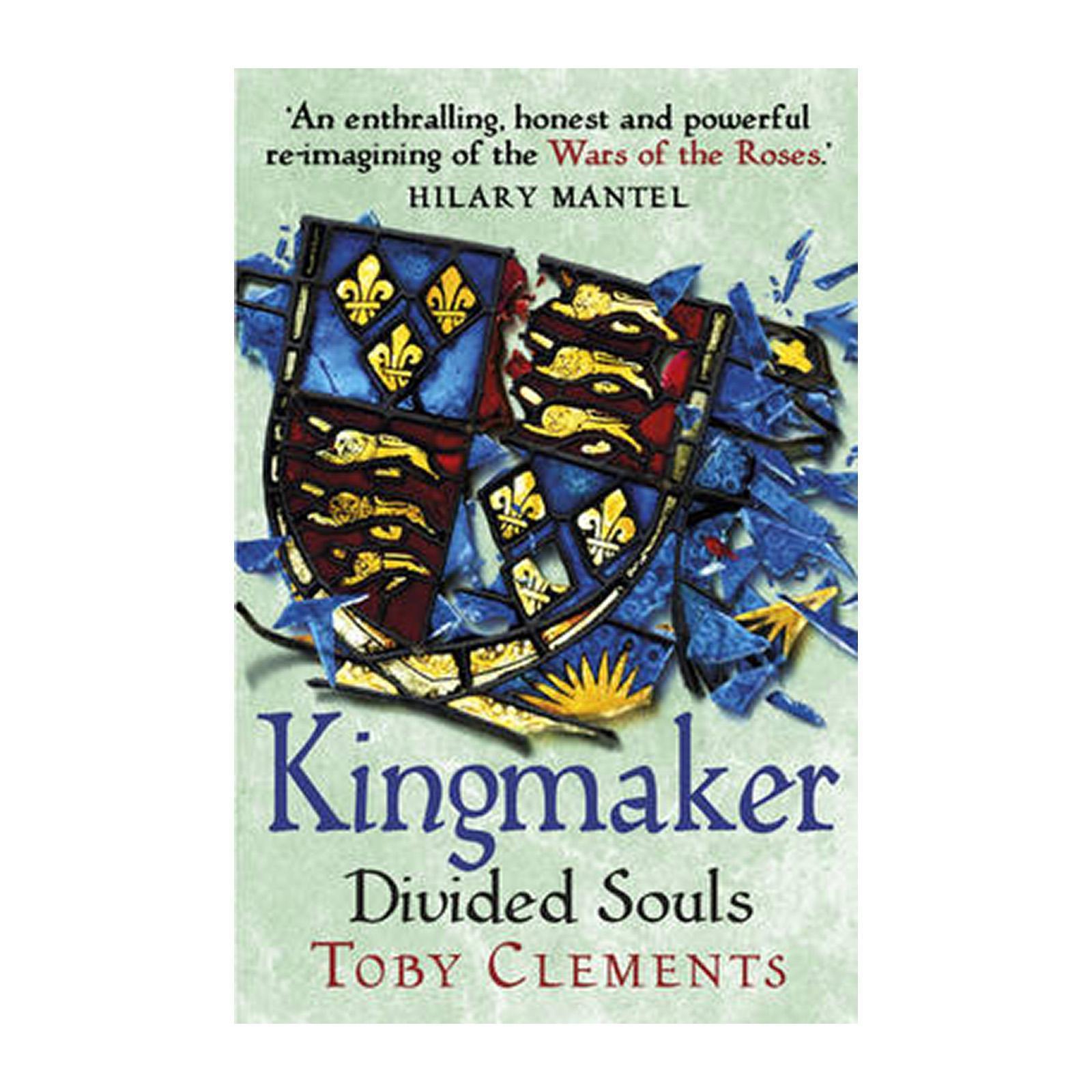 Kingmaker: Divided Souls: (Book 3) (Paperback)