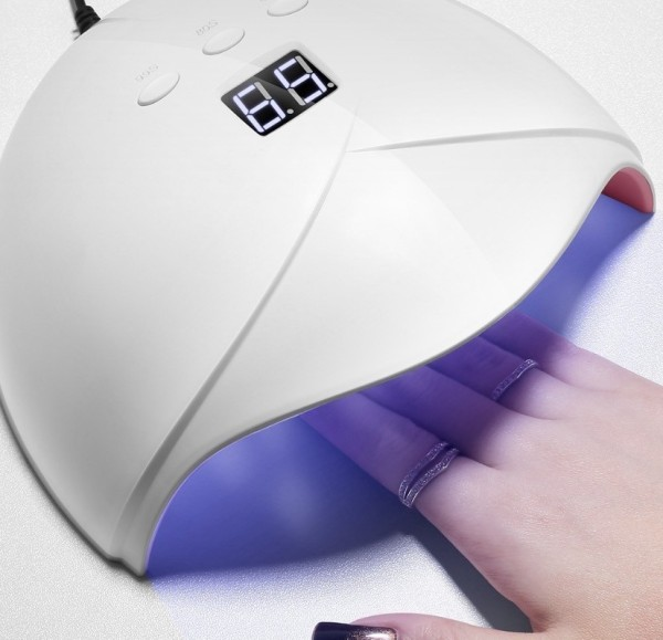 Buy UV LED Nail Dryer Lamp Gel Polish Cure All Gel Nail Art Manicure Machine Singapore