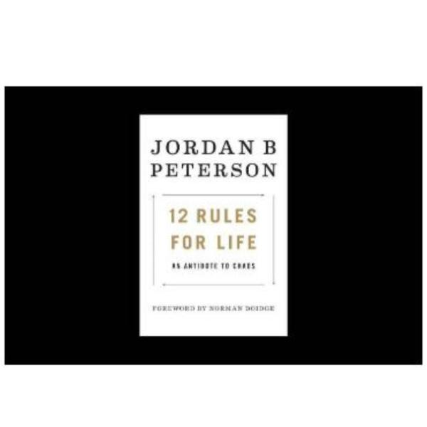 12 Rules for Life Book by Jordan Peterson ebook