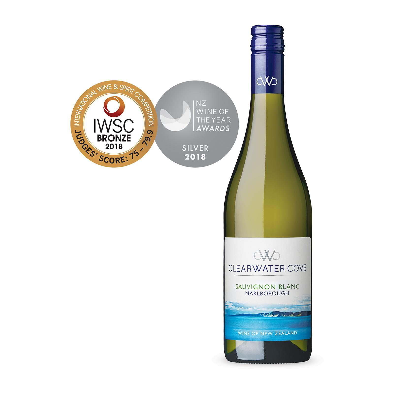 Clearwater Cove By Peter Yealands Marlborough Sauvignon Blanc - By Wines4you