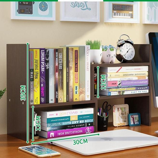 Desktop Extension Shelf