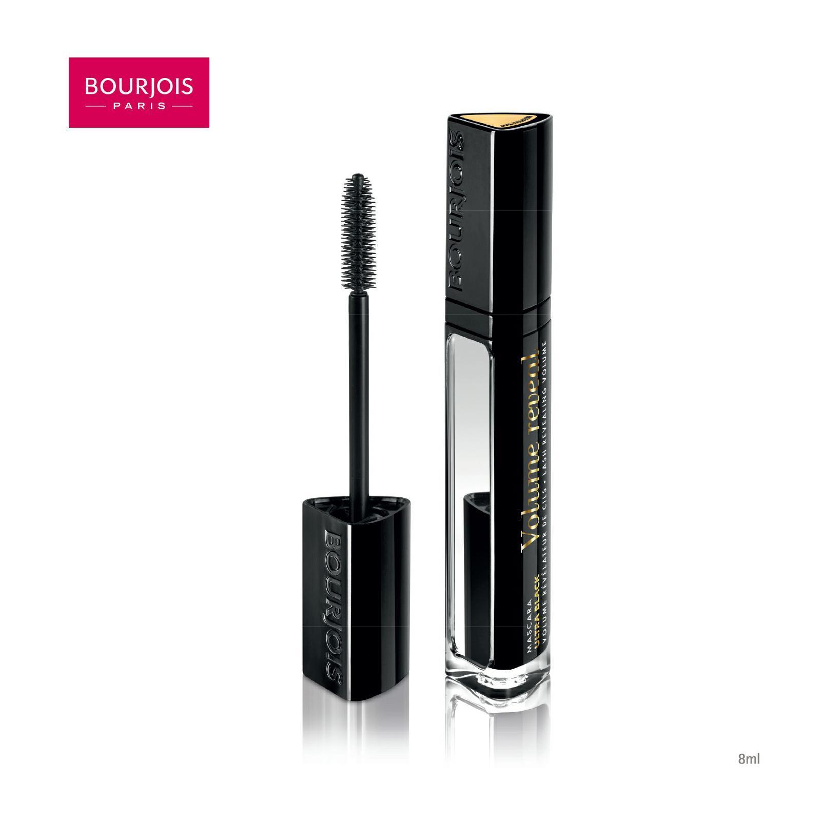 Bourjois Volume Reveal Mascara Ultra Black