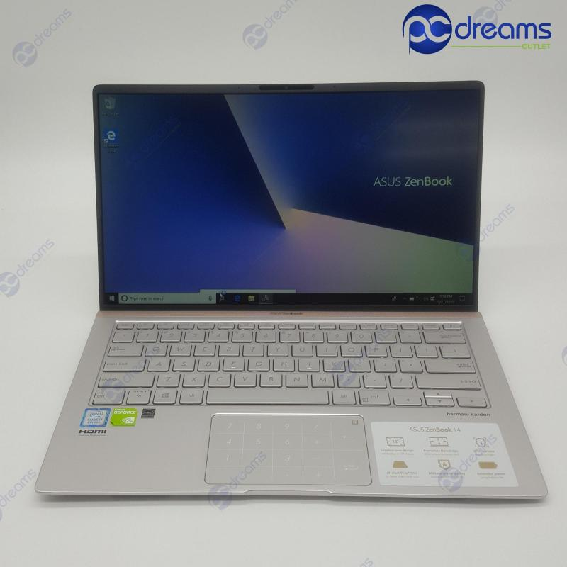 ASUS ZENBOOK UX433FN-S02T i7-8565U/16GB/512GB PCIe SSD/MX150 [Premium Refreshed]