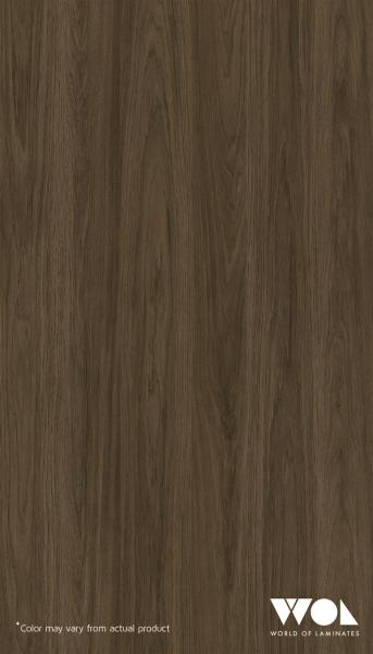 RAW UMBER CHESTNUT Laminate Sheets 1220 mm (length) x 2440 mm (width) x 0.7 mm (thickness)