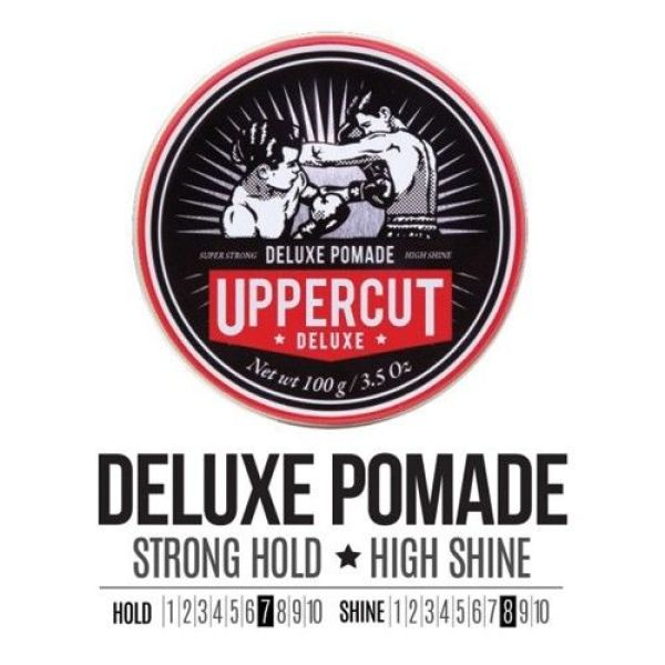 Buy Uppercut Deluxe Pomade (100g/3.5oz) [ Authentic ] Singapore