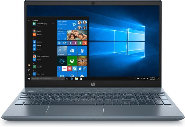 HP Pavilion 15-C3073/ i7 10th Gen/ 16GB RAM/ 1TB HDD + 256 GB NVMe/NVDIA MX 250 4GB/15.6 FHD Touch Screen/Win 10/WIFI 6 Wireless adapter + Bluetooth 5.1 New Arrival (Import Set)-Free Bag & Wifi Mouse-Mcafee 1 Yr Internet Sec 1 Yr Local Seller Warranty