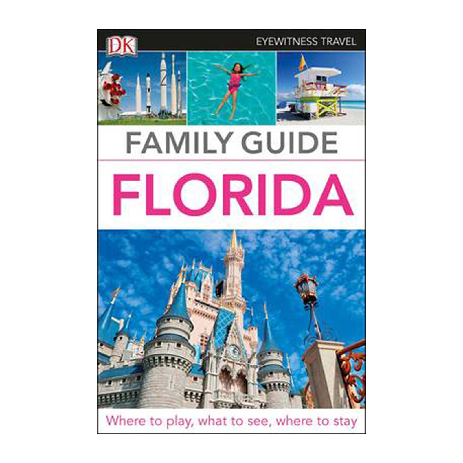 Family Guide Florida (Paperback)
