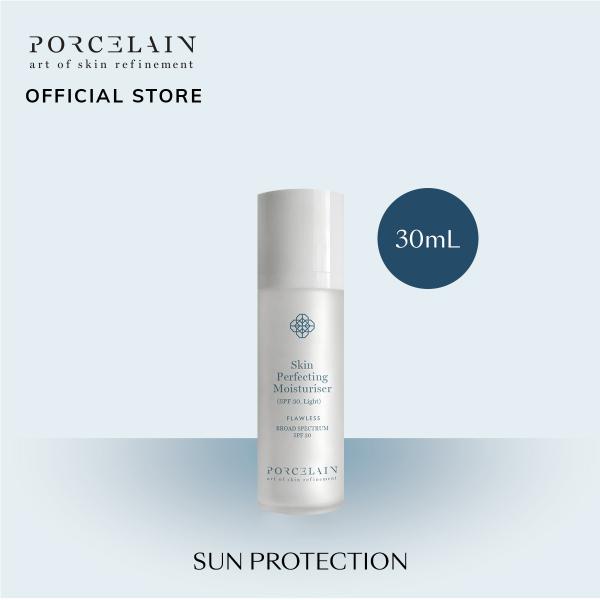 Buy Porcelain Flawless Skin Perfecting Moisturiser SPF30 (Light) 30ml Singapore