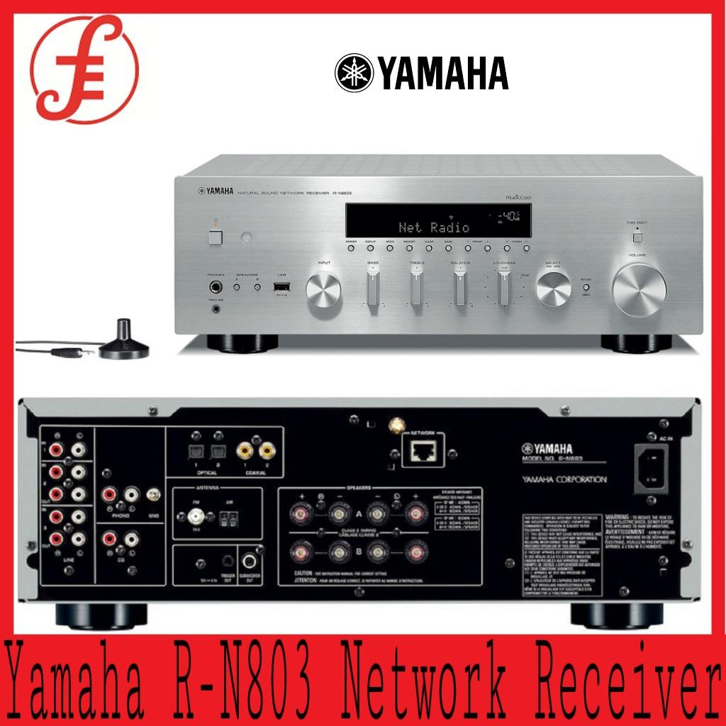 Latest Yamaha Receivers & Amplifiers Products | Enjoy Huge