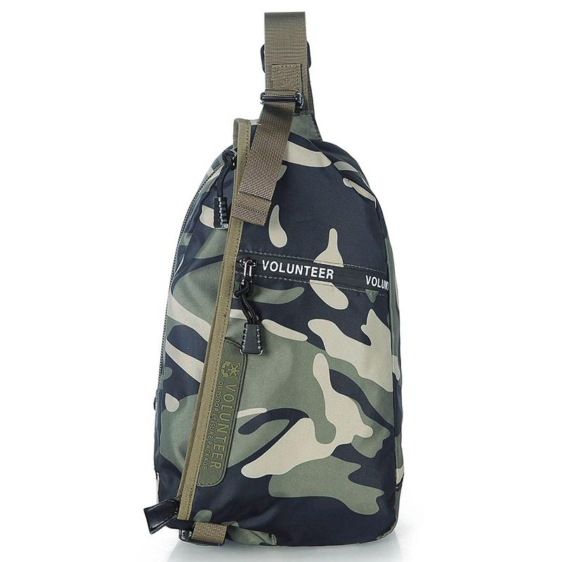 Product Waterproof Camouflage Messenger Bag Bags Travel Army Fans Multi Purpose Verticle Popular Brand Chest Men And Women Outdoor Small Backpack By Taobao Collection.