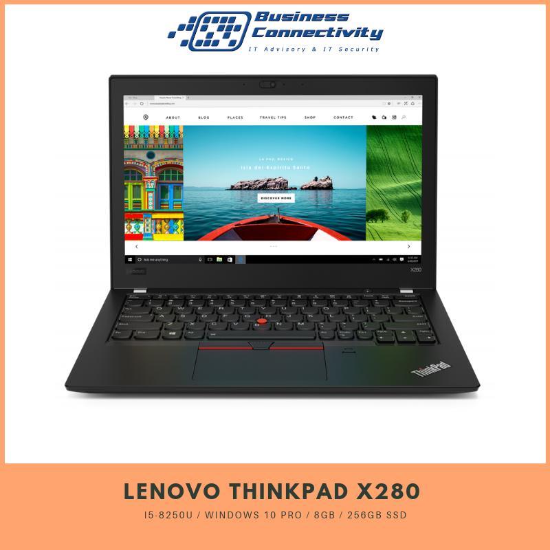 Lenovo Thinkpad X280 i5-8250U / Windows 10 Pro / 8GB / 256GB SSD