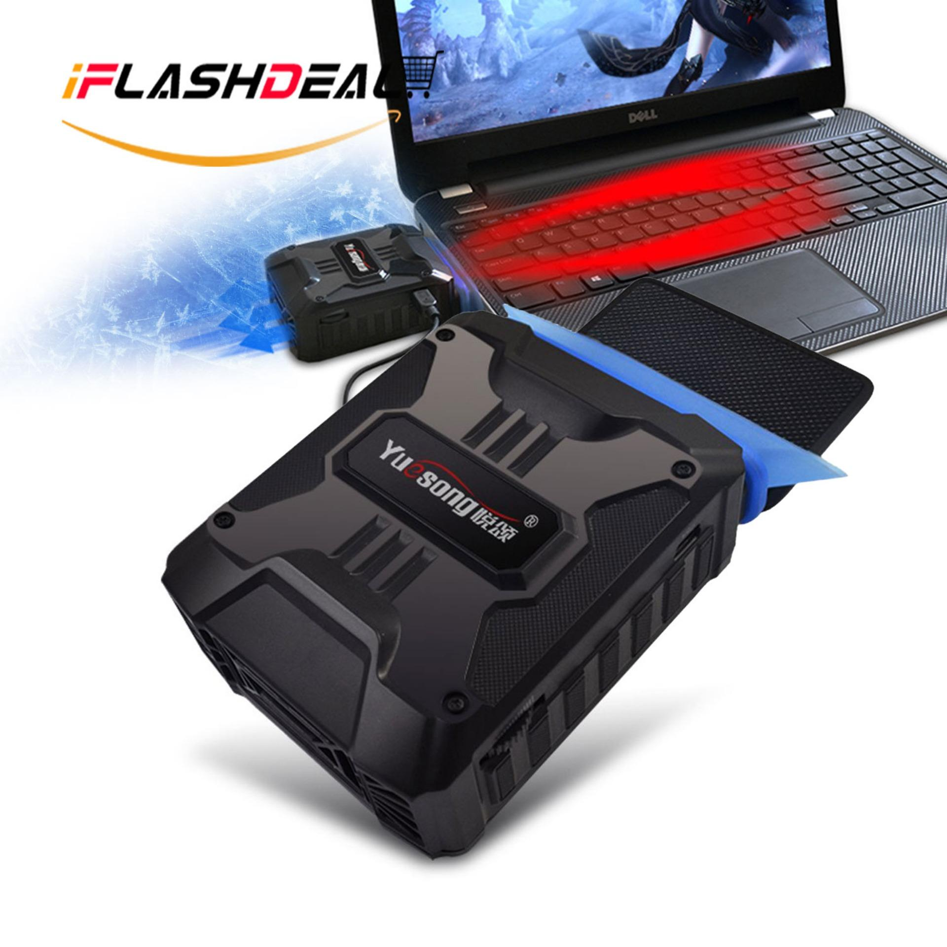 iFlashDeal Laptop Cooling Fan Laptop Cooler USB Portable Cooling Fan for Laptop Cooler Stand Laptop Vacuum Cooler Laptop Air Cooler for Notebook Laptop