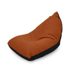 Buying Doodle Triangle Bean Bag Orange