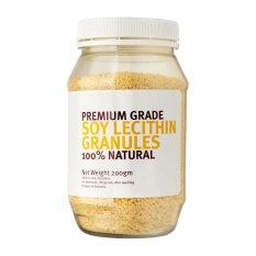 Discount Dr Gram Soy Lecithin Granules 200G 2 Bottles Dr Gram On Singapore