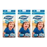 Drypers Wee Wee Dry Mega Xxl46 46Pcs X 3 Pack Best Buy