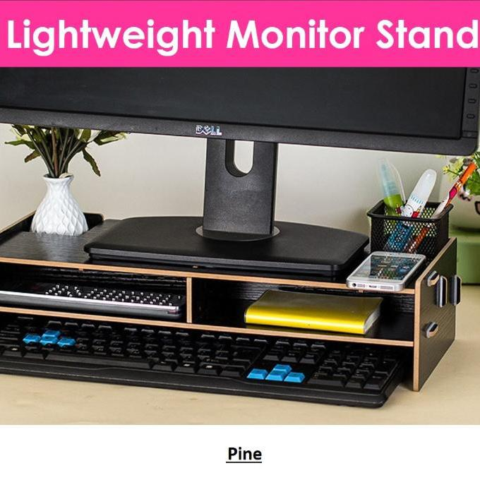 Light Weight Computer Standing Table / Computer Monitor Table / Computer Monitor Stand