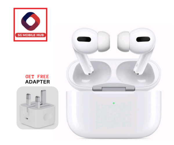 Apple Airpods Pro with Adapter Singapore