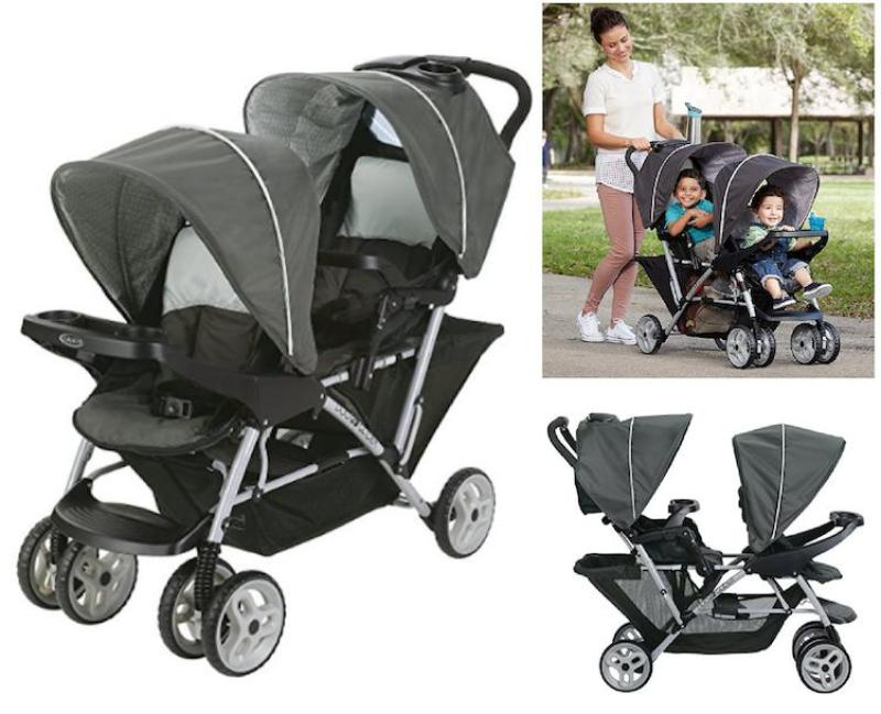 Graco DuoGlider Click Connect Stroller, Glacier (Preorder - Will arrive in 7-12 working days) Singapore