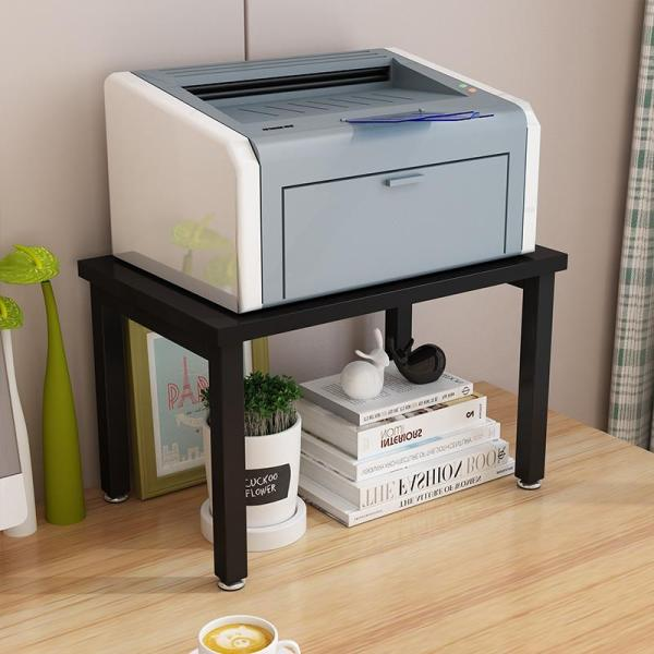 Single Layer Printer Frame Desktop Storage Shelf Office Storage Shelf Put Copier Table Desktop Storage Small