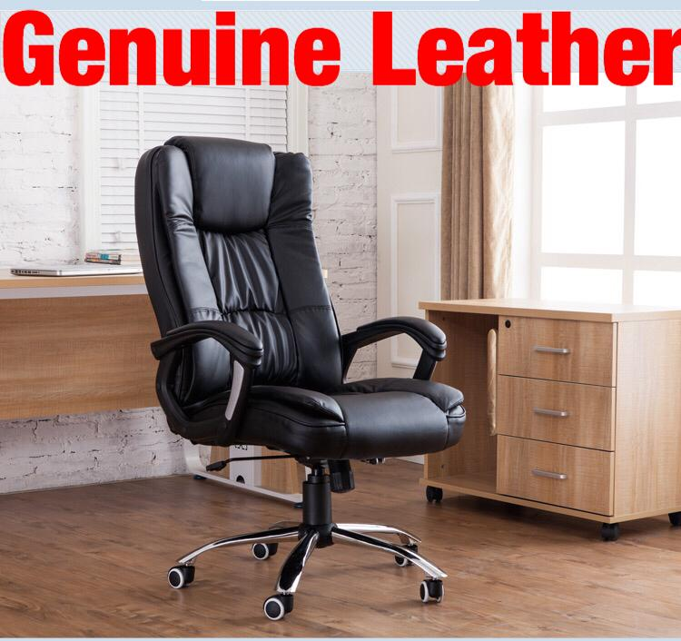 UMD Genuine Leather Boss Chair 7558/338/501/504/335 (1 Year Warranty & Free Installation) Singapore