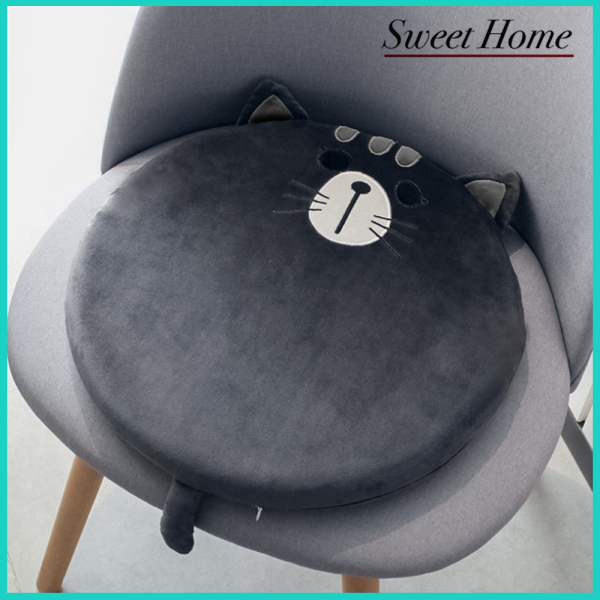 Lovely seat cushion Memory cotton seat mat Customized cushion office chair cushion