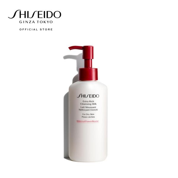 Buy Shiseido Extra Rich Cleansing Milk 125ml Singapore
