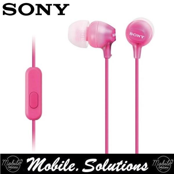 SONY Lightweight In-ear Headphones (EX15AP) (Authentic) Singapore