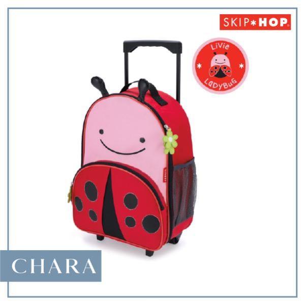 Skip Hop Zoo Kids Rolling Luggage (7 Designs)