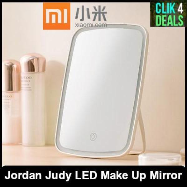 Buy [New] Xiaomi Jordan Judy LED Make Up Mirror / HD Mirror / Built-in Battery Singapore