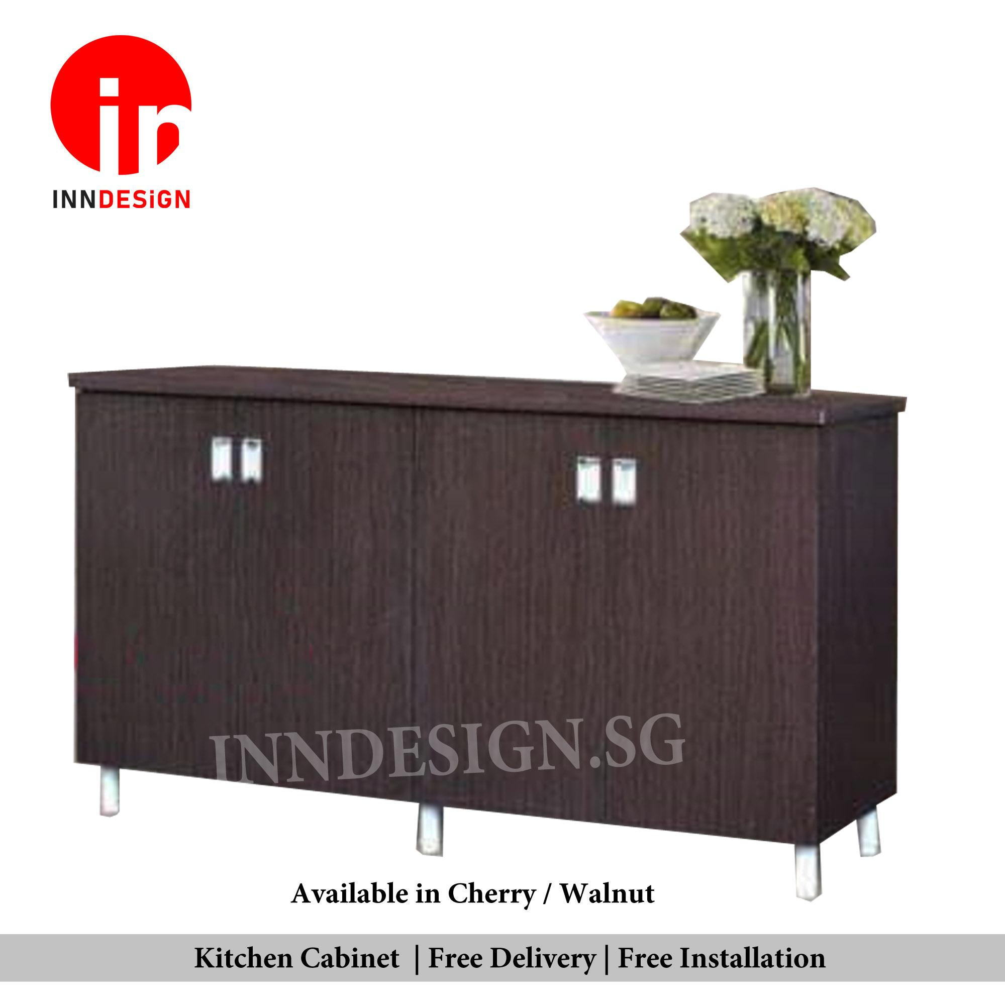 Daisyn Kitchen Cabinet (Free Delivery and Installation) (Deliver Within 1 Working Day)