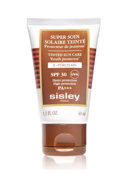 Buy Super Soin Solaire Tinted Sun Care Spf 30 - Porcelain Singapore