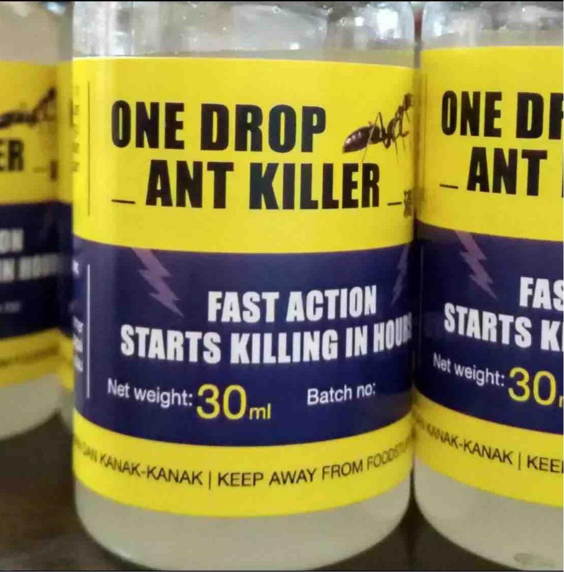 One Drop Ant Killer, 30ml