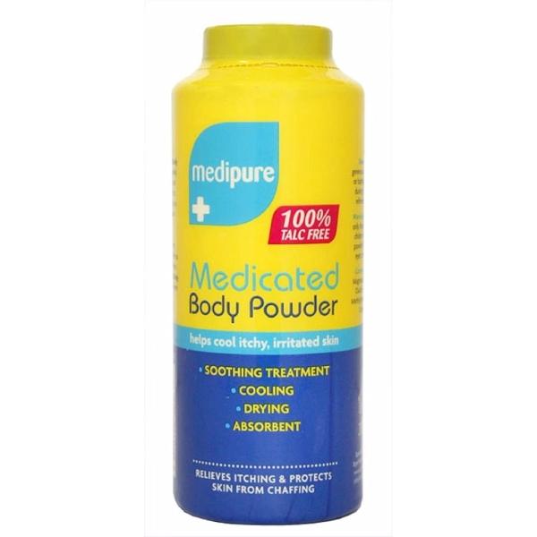 Buy Medipure  Medicated Body Powder 100% TALC FREE 200g Singapore