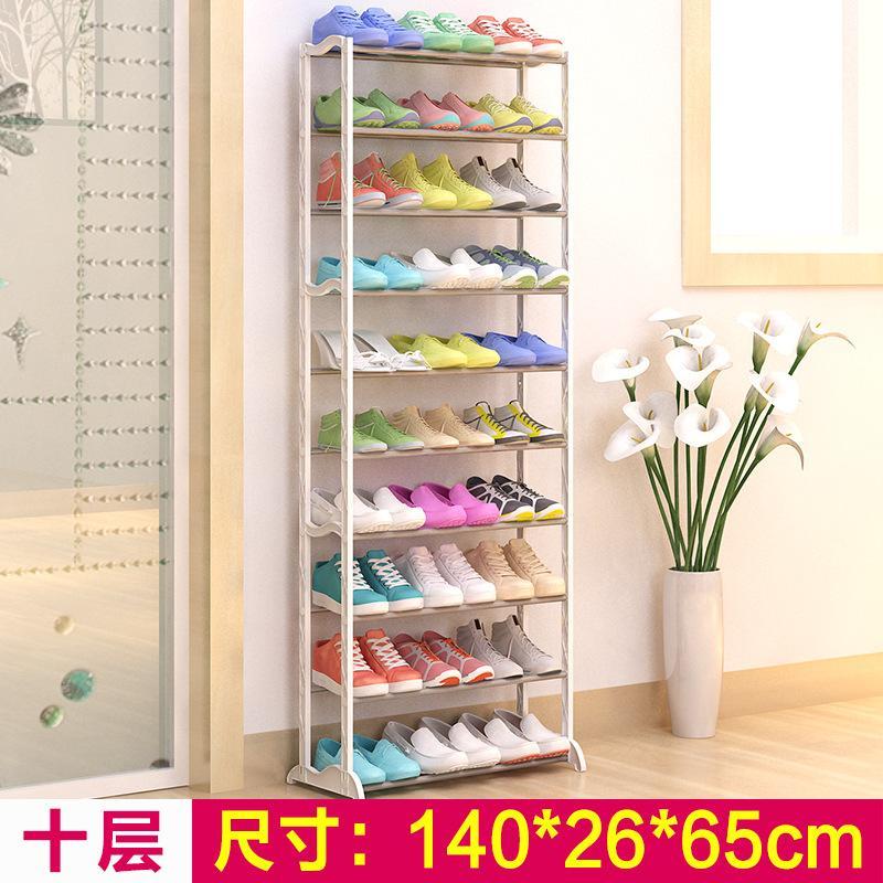 Shoe Rack Storage Shoe Cabinet Simple Storage Rack FOO3