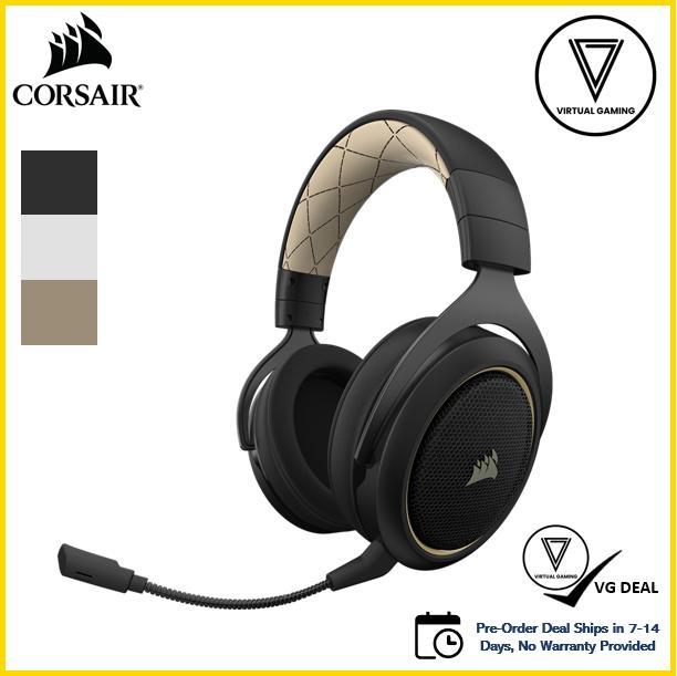 Corsair HS70 Wireless Gaming Headset (Discord Certified)