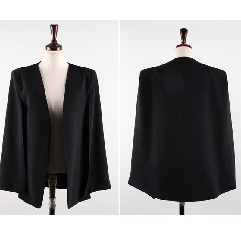 2019 Korean Style Spring And Autumn New Products Fashion Suit Cloak Jacket Elegant Debutante Elegant Shawl Short Tops Female By Taobao Collection.