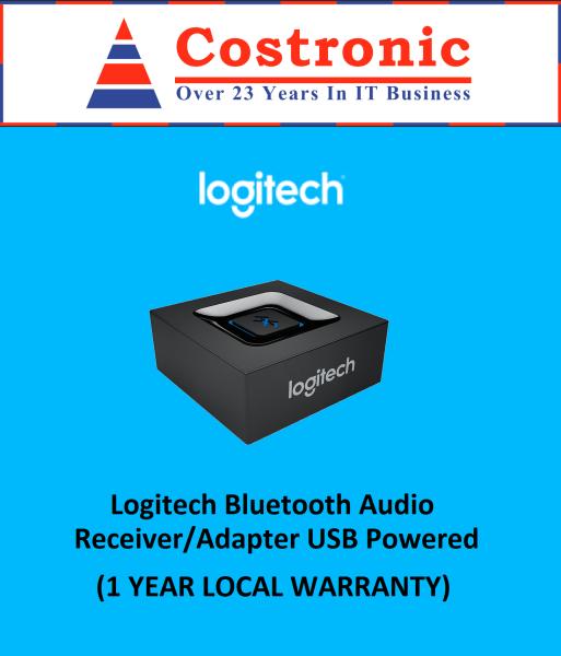 LOGITECH Bluetooth Audio Receiver/Adapter USB Powered Singapore